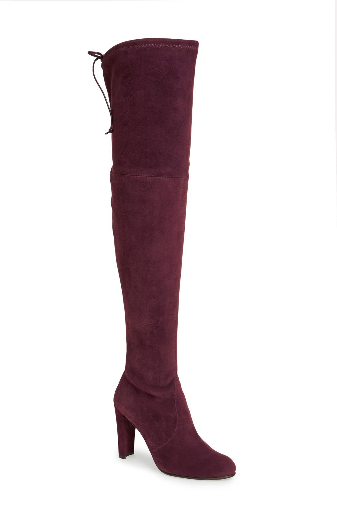 ,                             'Highland' Over the Knee Boot,                             Main thumbnail 67, color,                             511