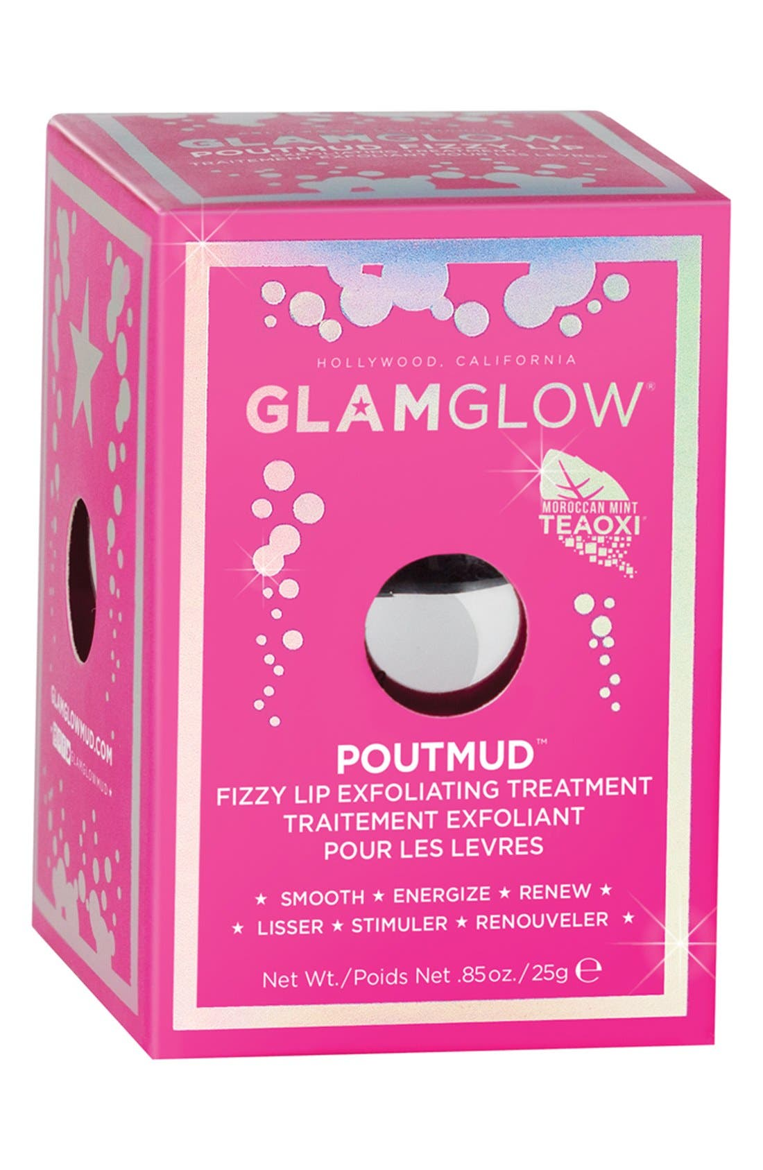 ,                             POUTMUD<sup>™</sup> Fizzy Lip Exfoliating Treatment,                             Alternate thumbnail 3, color,                             NO COLOR