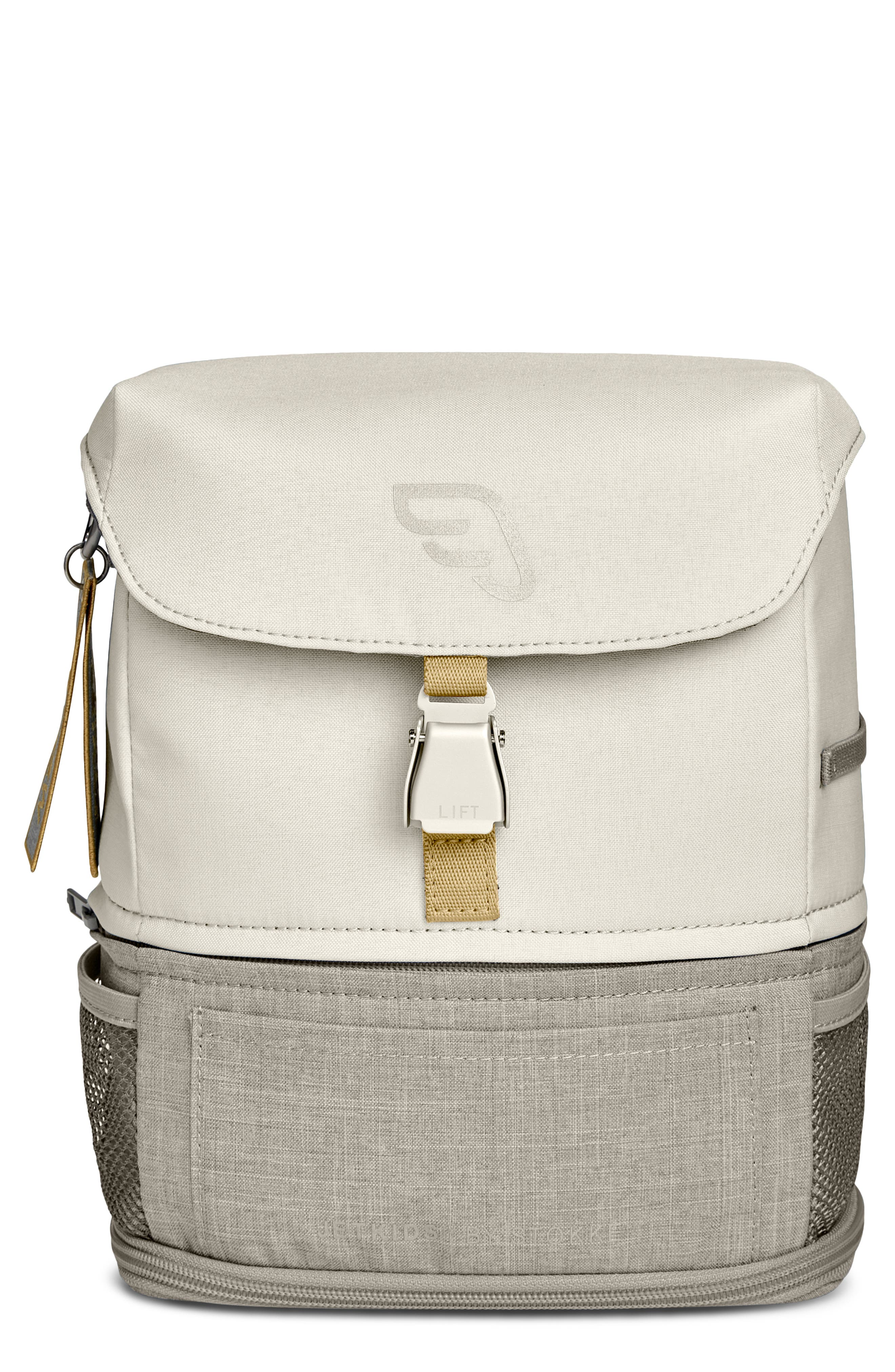 Stokke Jetkids By Stokke Crew Expandable Backpack - White