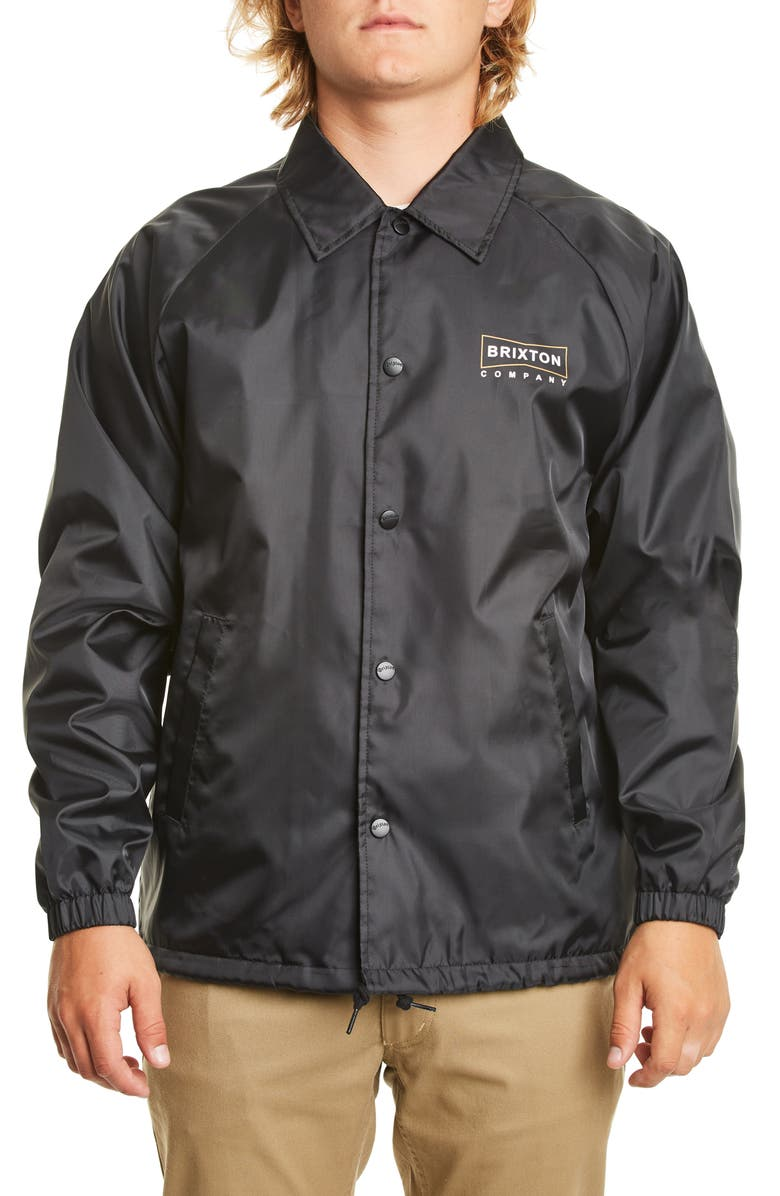 ffb7233f1 Brixton Wedge Water Repellent Jacket | Nordstrom