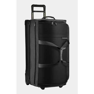 Briggs & Riley Large Baseline 29-Inch Rolling Duffle Bag -