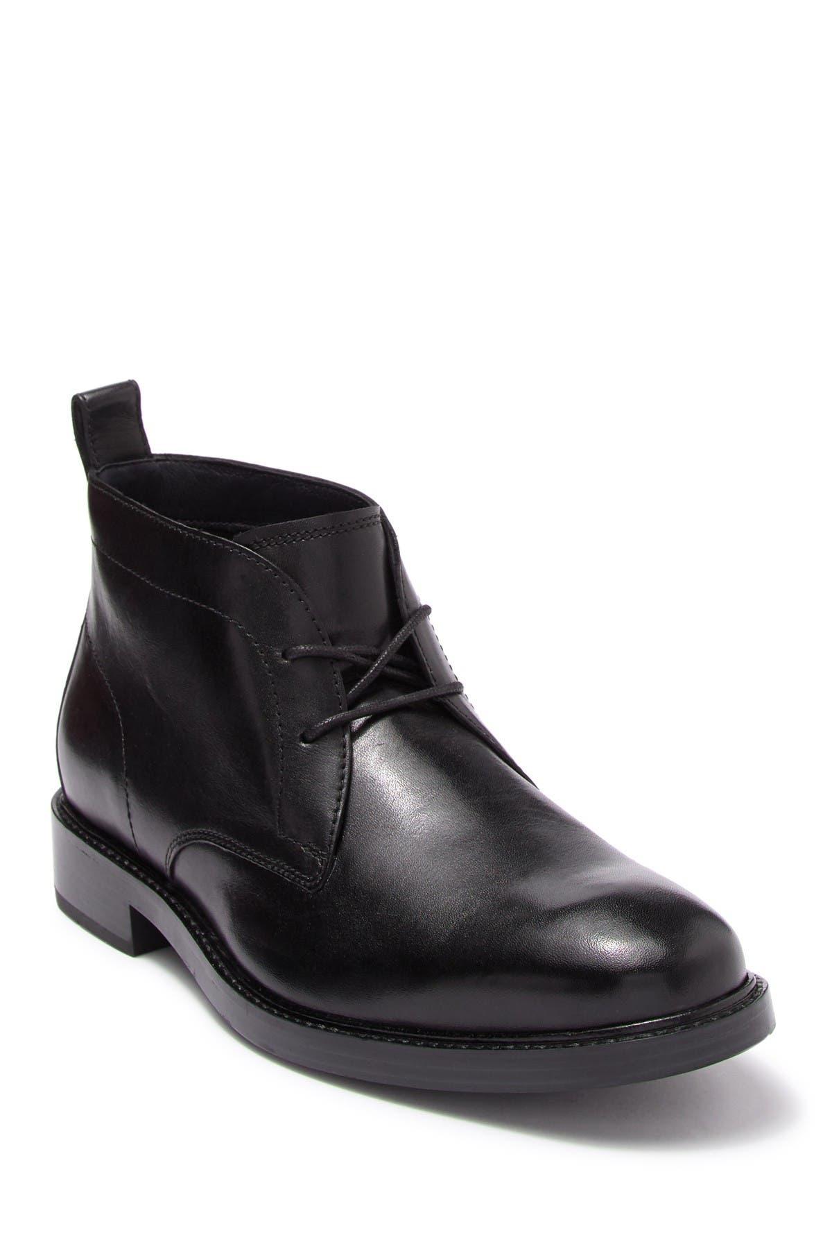 Kennedy Grand Waterproof Leather Chukka