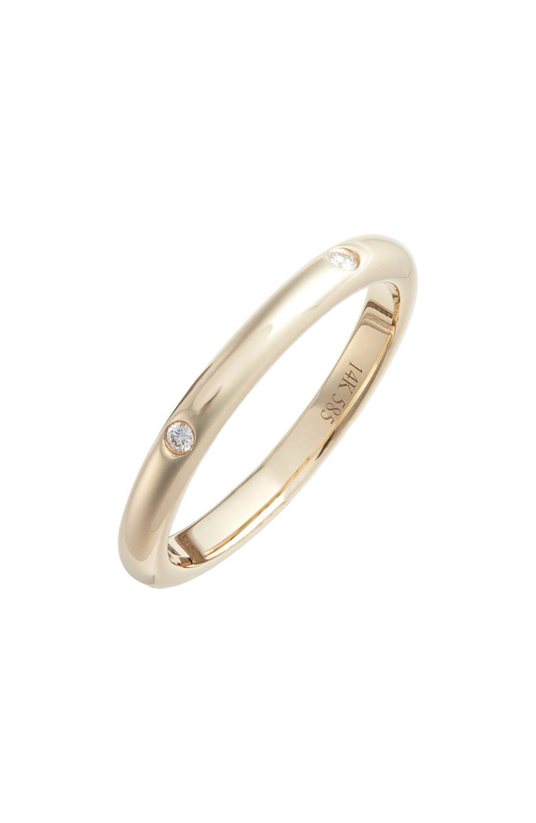 EF COLLECTION Diamond Stack Ring, Main, color, 710