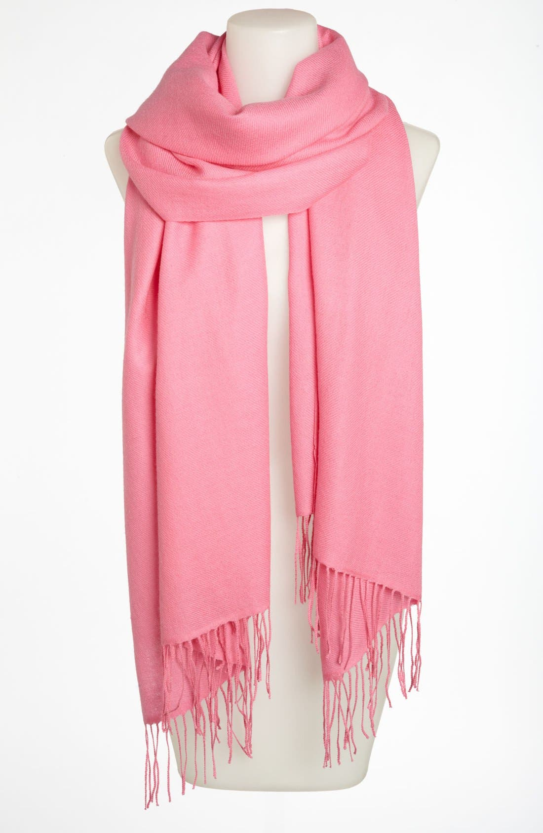 ,                             Tissue Weight Wool & Cashmere Wrap,                             Main thumbnail 188, color,                             693