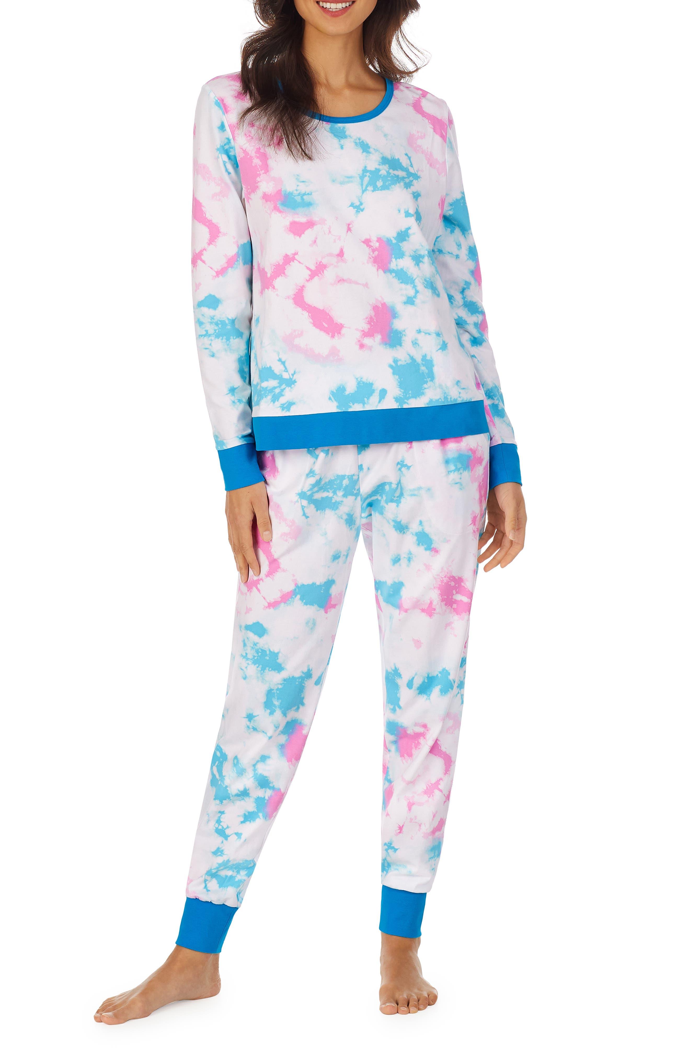 Tie Dye Jogger Pajamas