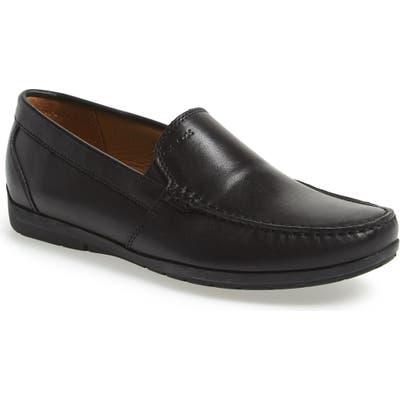 Geox Simon W2 Venetian Loafer