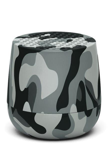 Image of Lexon MINO 3W Portable Bluetooth Speaker - Camo Grey