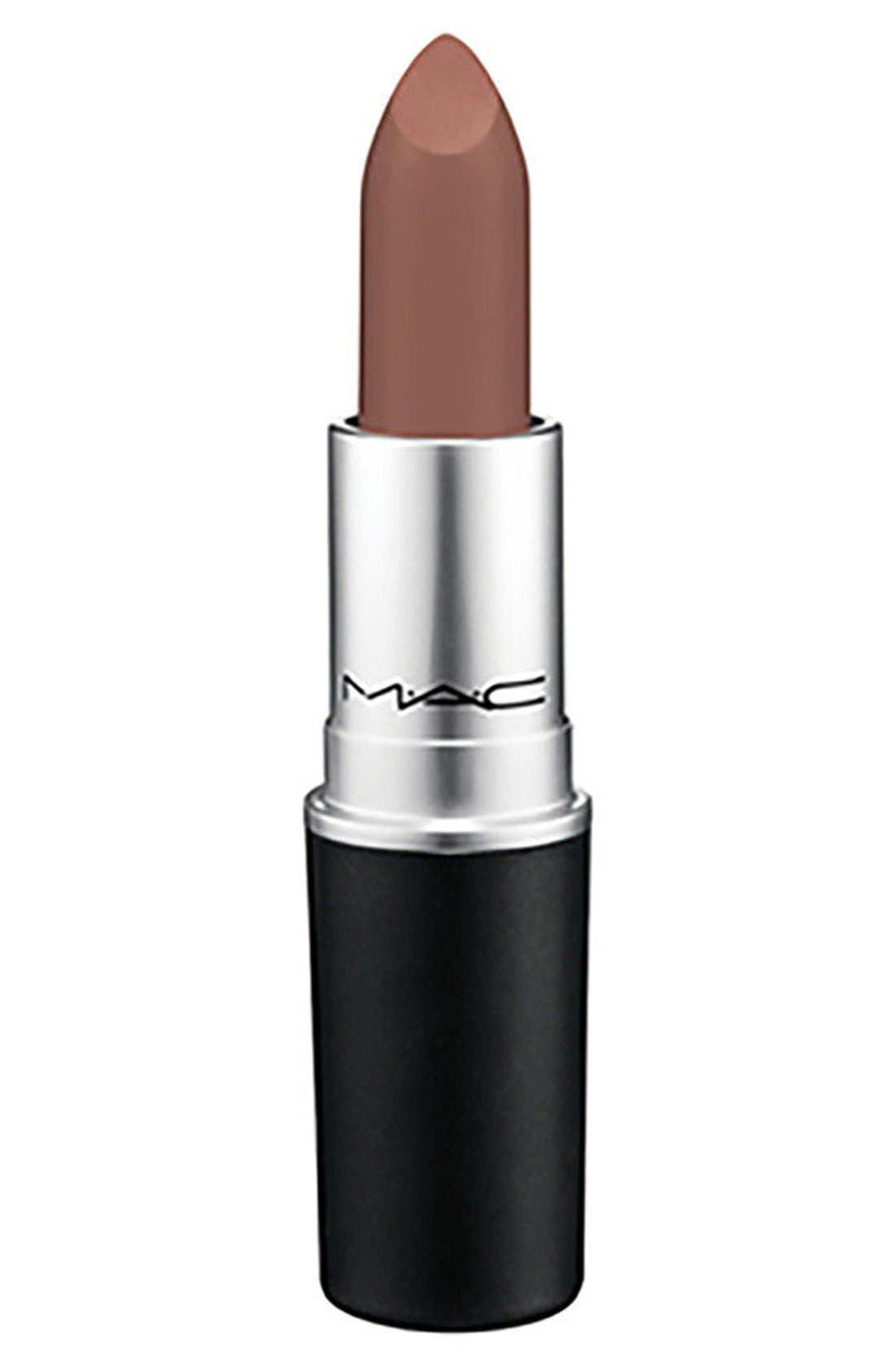 ,                             MAC Strip Down Nude Lipstick,                             Main thumbnail 165, color,                             203
