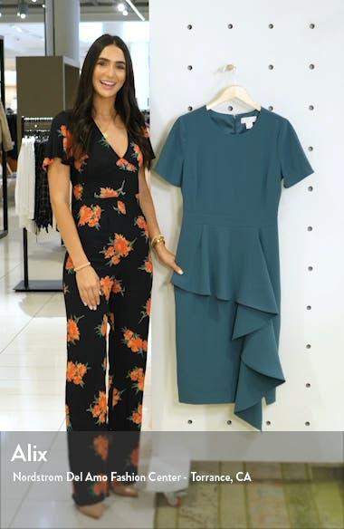 Cascade Sheath Dress, sales video thumbnail