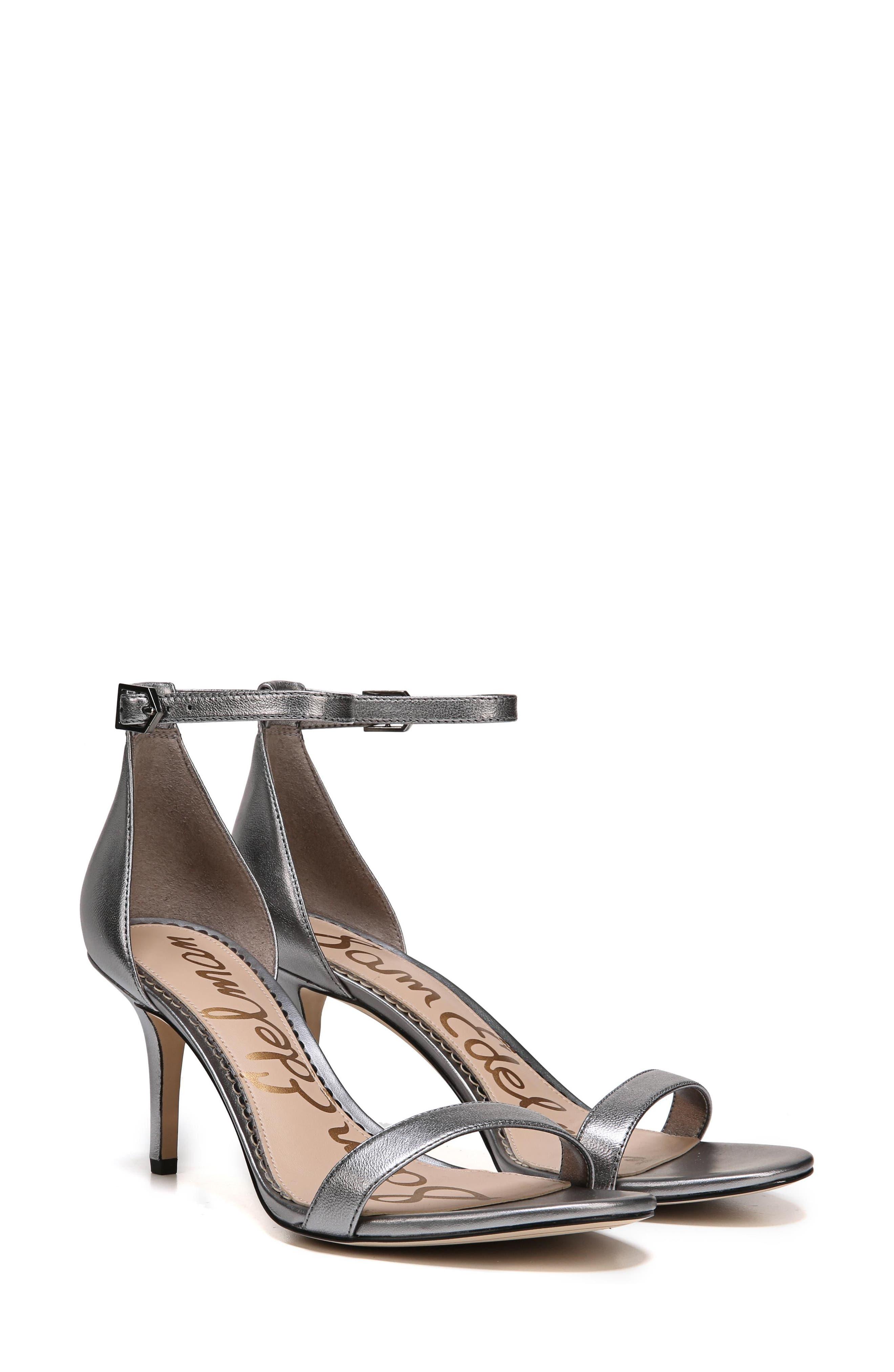 ,                             'Patti' Ankle Strap Sandal,                             Alternate thumbnail 32, color,                             040