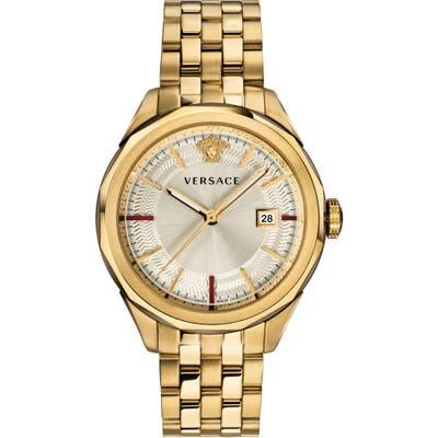 Versace Glaze Bracelet Watch, 4m
