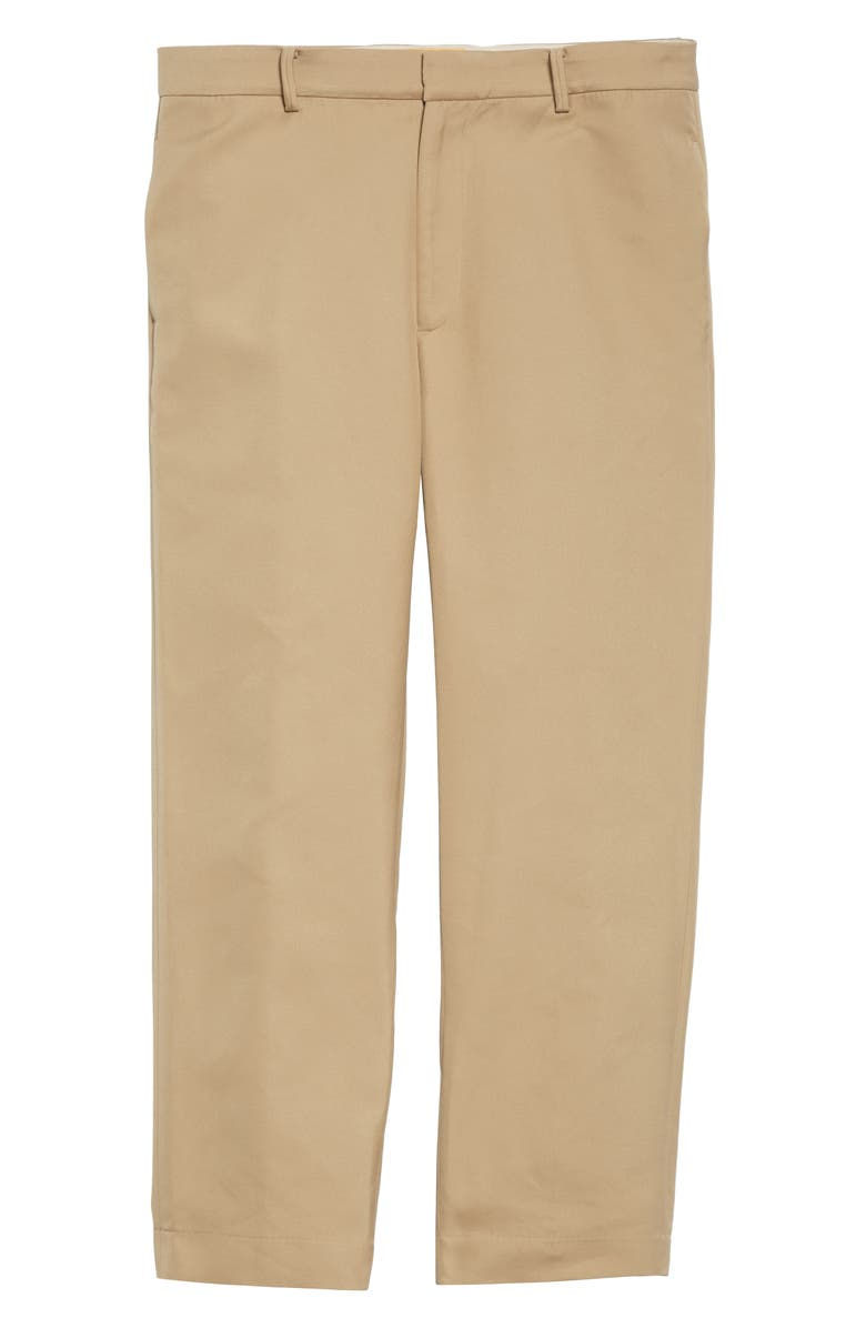 UNION LOS ANGELES Slim Fit Chinos, Main, color, BROWN