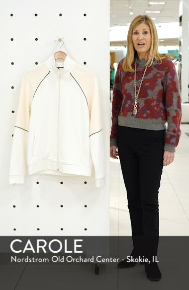 Piped Trim Track Jacket, sales video thumbnail