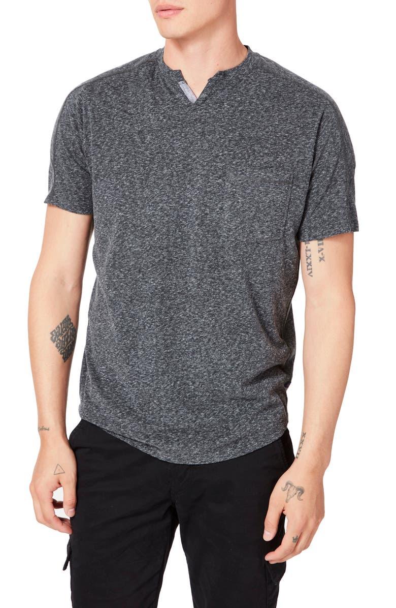 GOOD MAN BRAND Victory Slim Fit Notch Neck T-Shirt, Main, color, 032