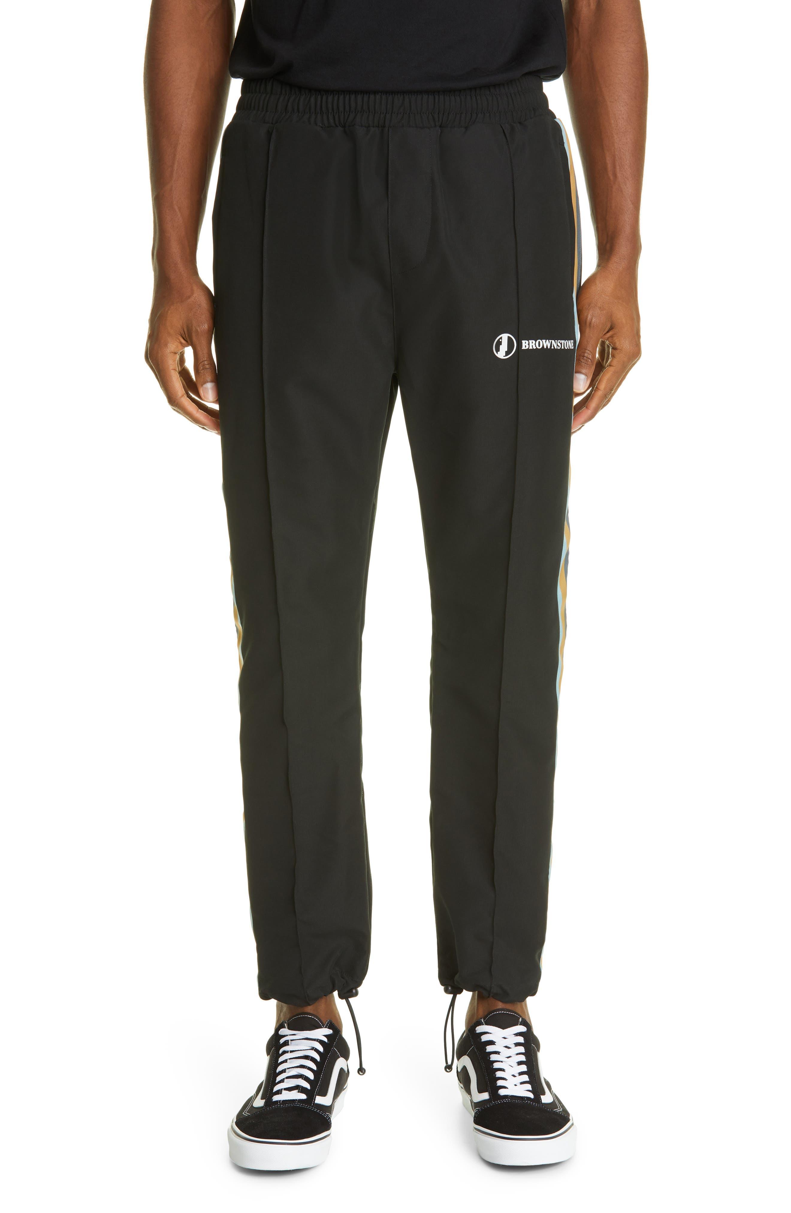Brownstone Track Pants