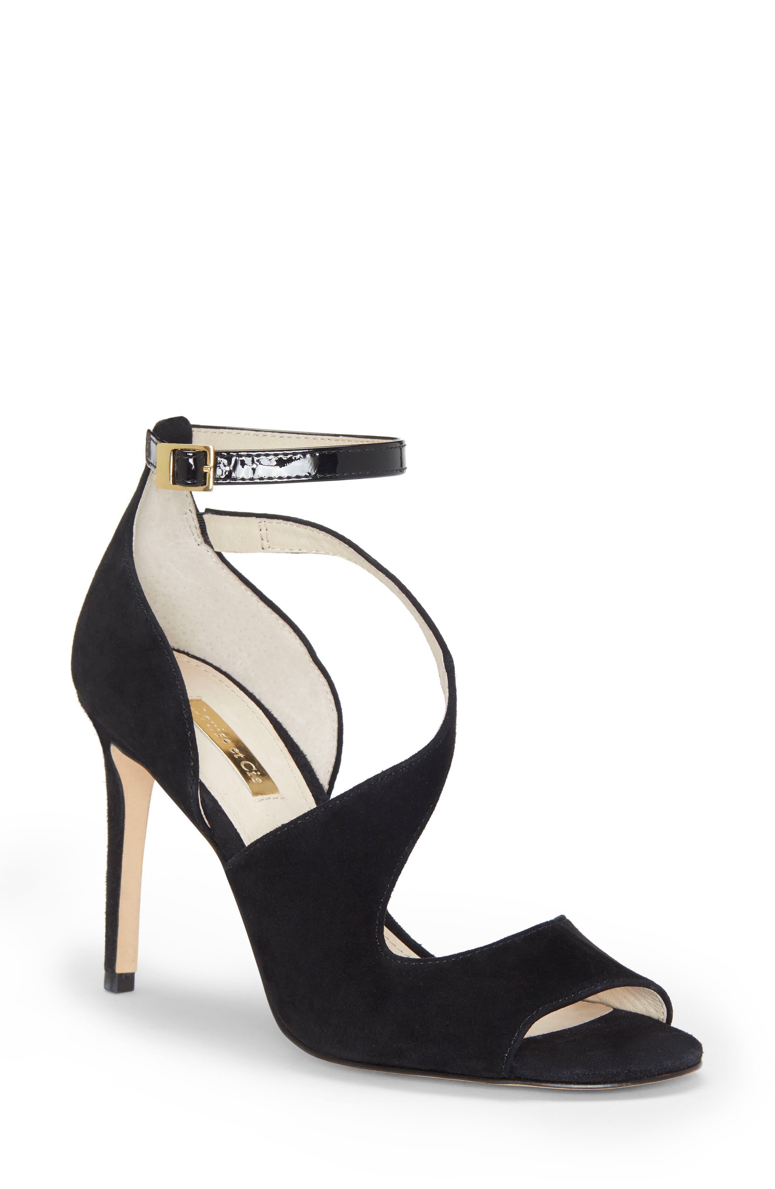 Louise Et Cie Kalimac Sandal- Black