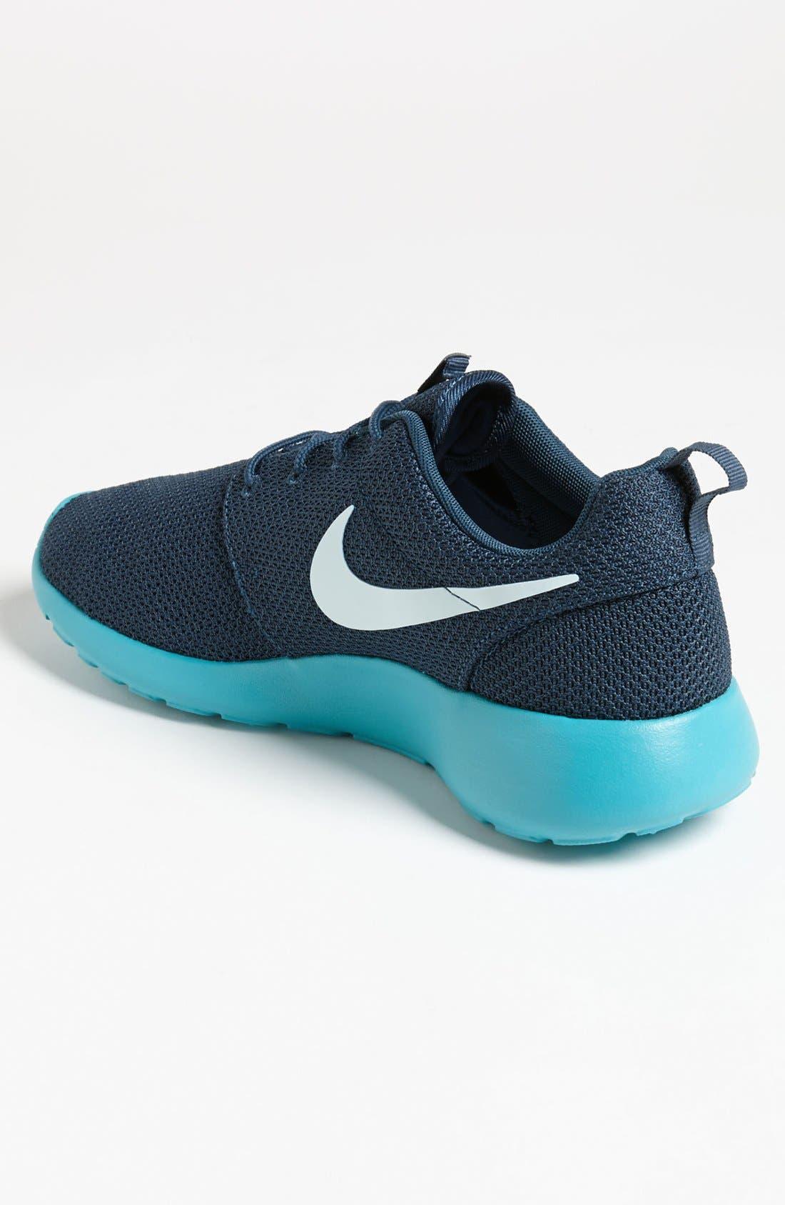 ,                             'Roshe Run' Sneaker,                             Alternate thumbnail 120, color,                             443