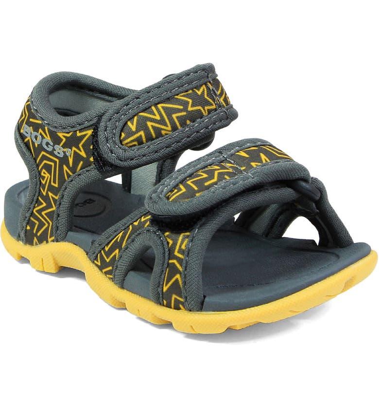 BOGS Whitefish Waterproof Sandal, Main, color, 074