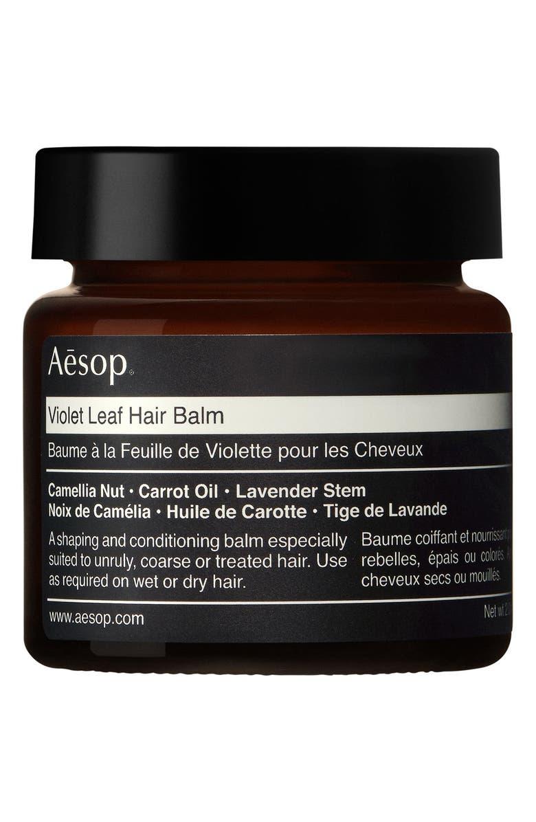 AESOP Violet Leaf Hair Balm, Main, color, NONE