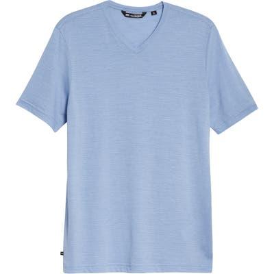 Travismathew Trumbull V-Neck T-Shirt, Blue