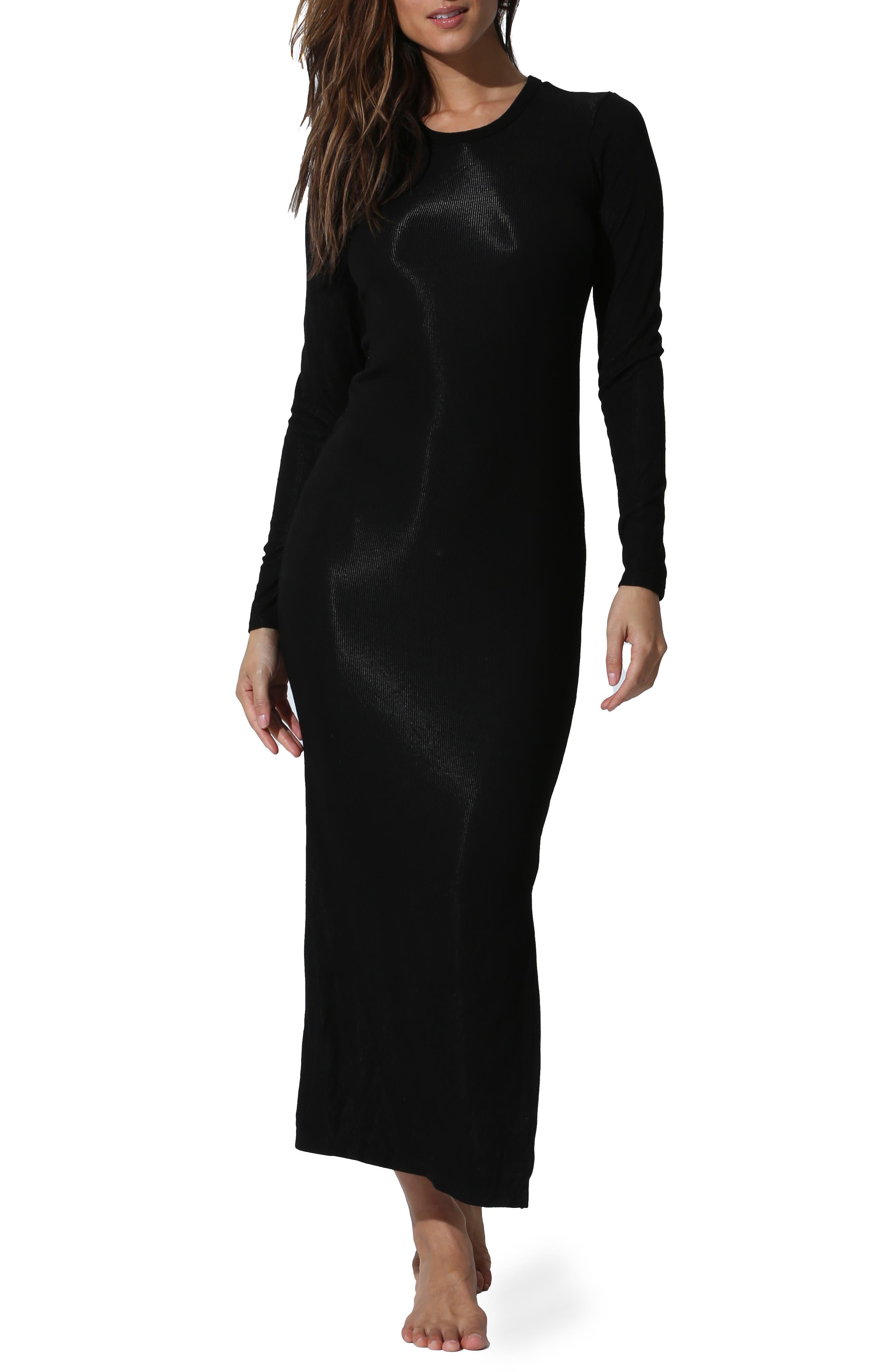 Robyn Long Sleeve Body-Con Dress