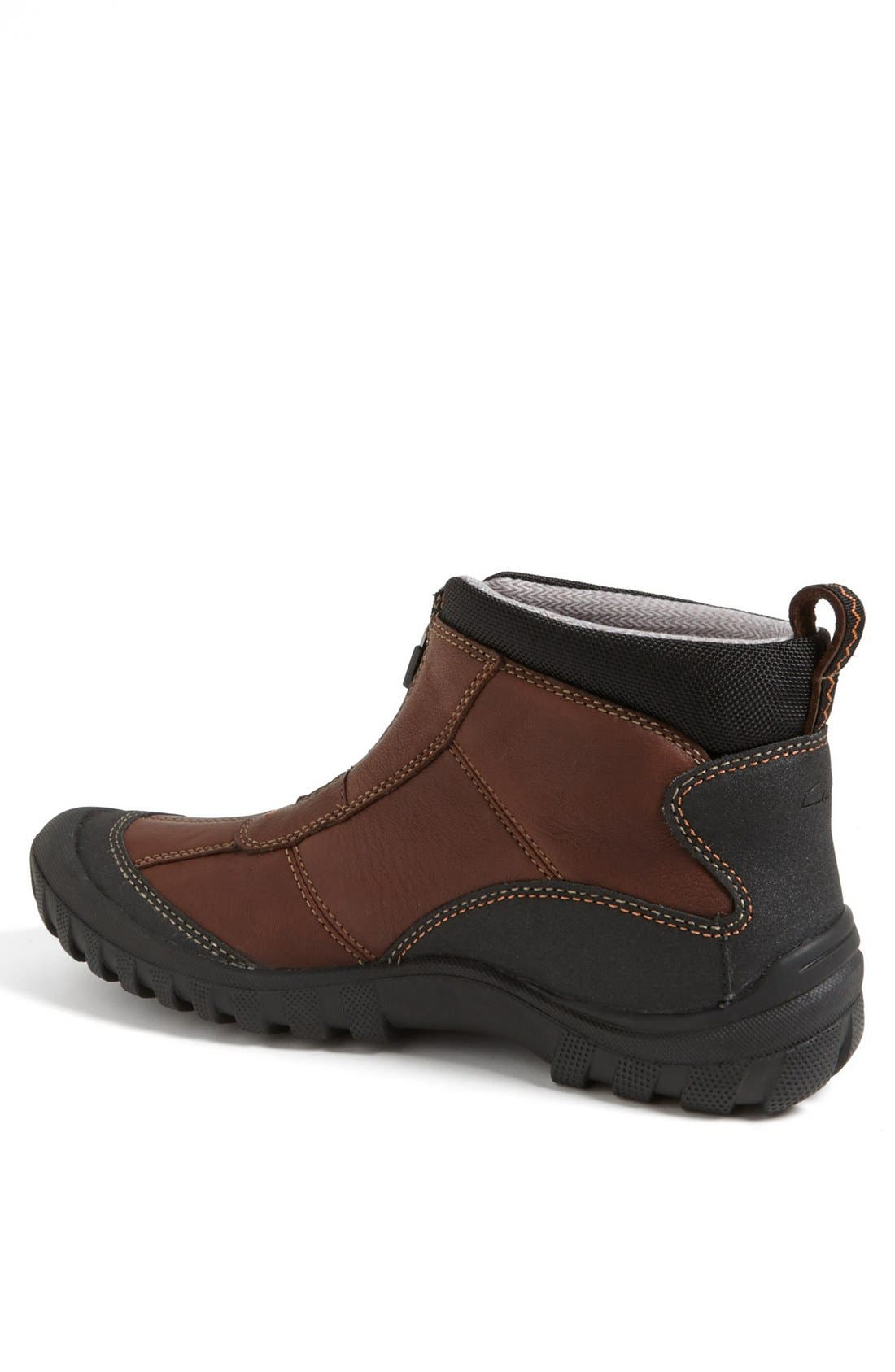 ,                             'Archeo' Zip Boot,                             Alternate thumbnail 8, color,                             214