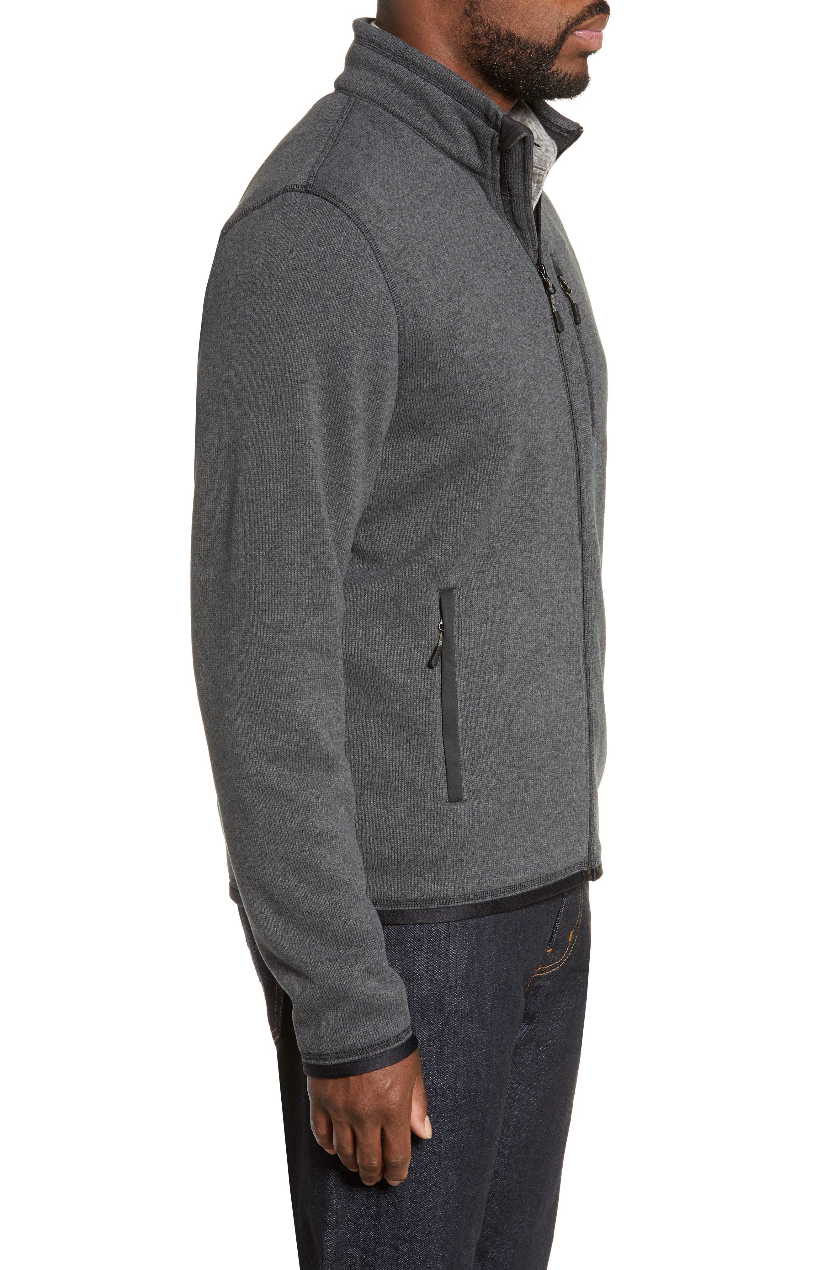 ,                             Ridgeway Polartec<sup>®</sup> Fleece Jacket,                             Alternate thumbnail 4, color,                             086