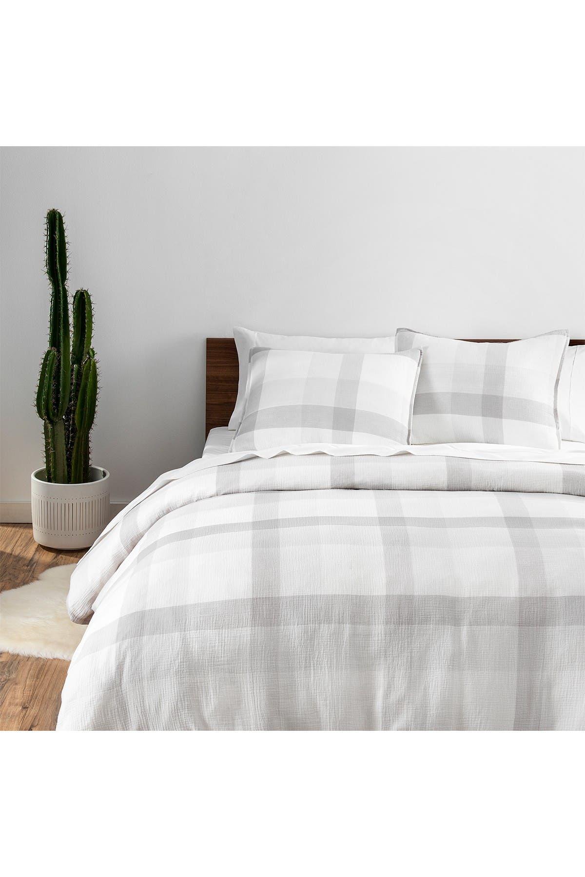 Image of UGG Toria Comforter Set - King - Snow/Seal