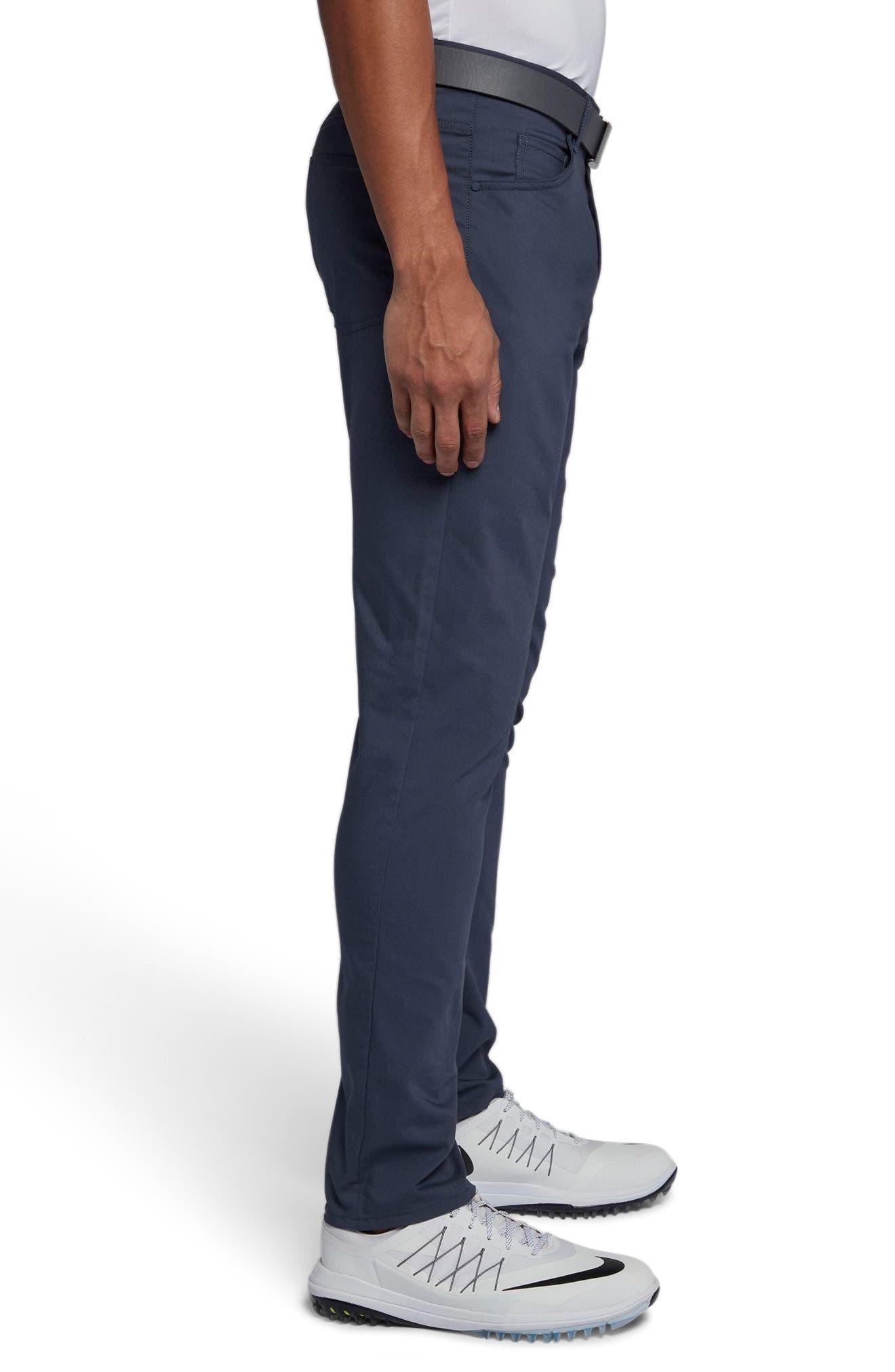 ,                             Flex Slim Fit Dri-FIT Golf Pants,                             Alternate thumbnail 32, color,                             471