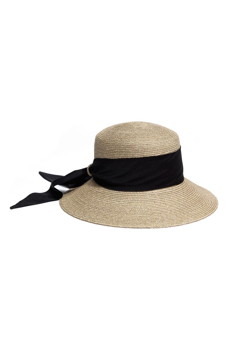 NORDSTROM Wheat Straw Hat, Main, color, 251