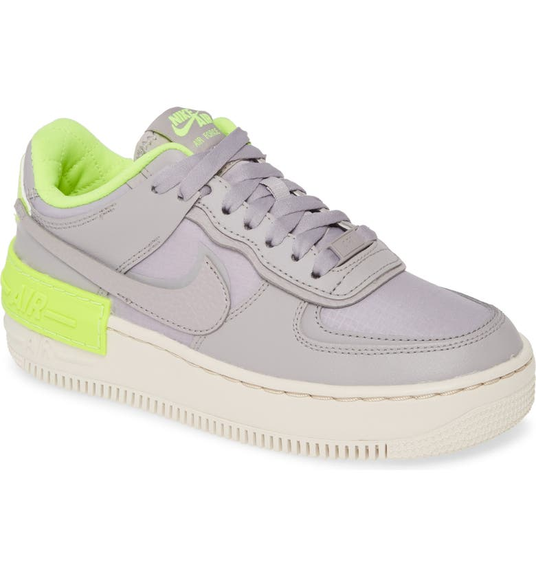 NIKE Air Force 1 Shadow SE Sneaker, Main, color, 020