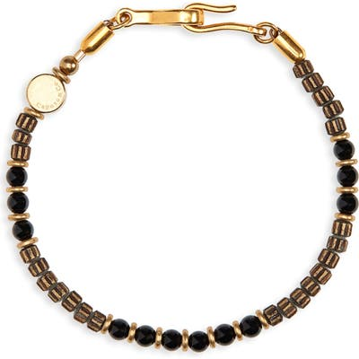 Caputo & Co. Energy Signature Bead Bracelet