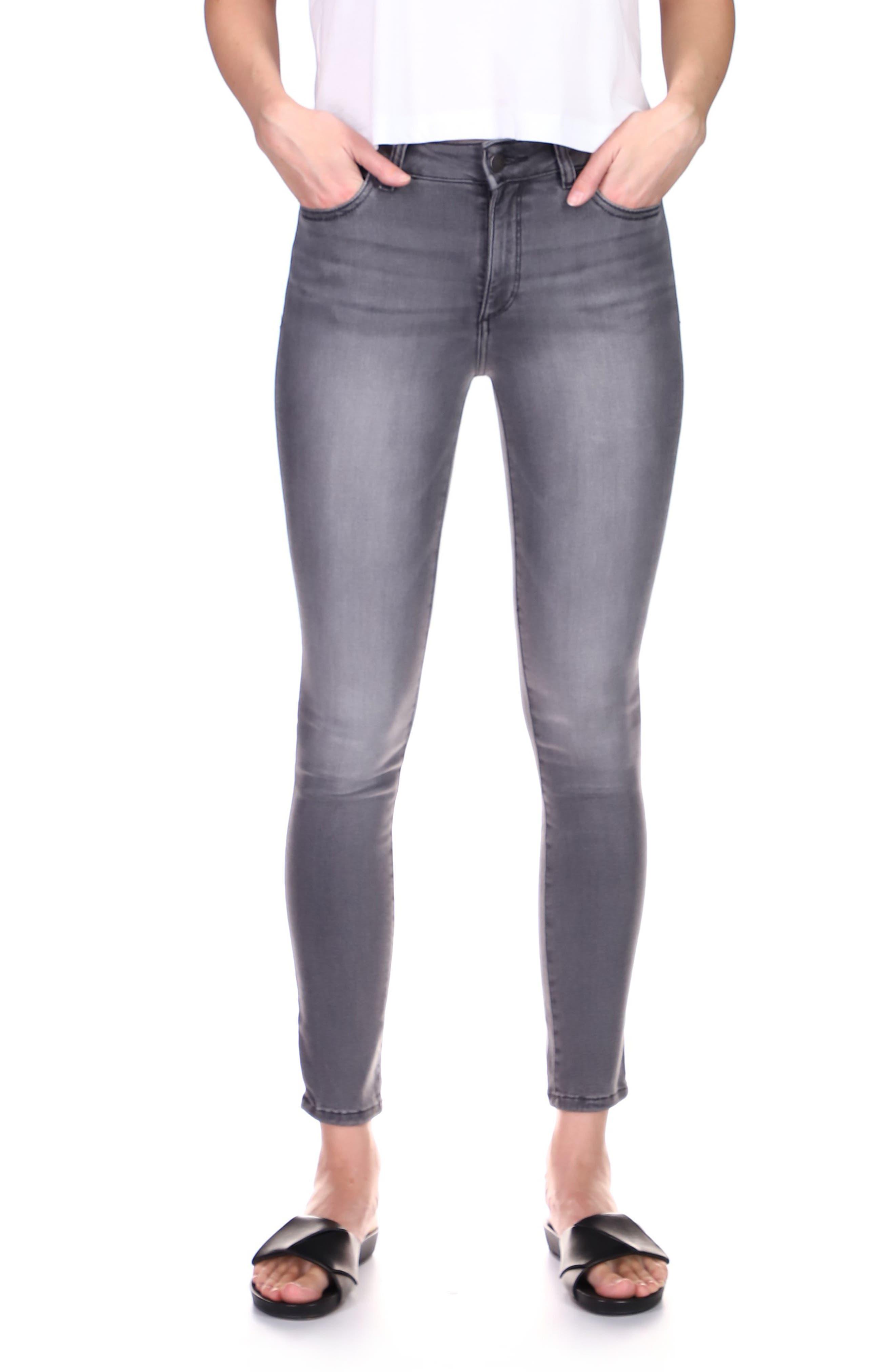 1961 Florence Instasculpt Ankle Skinny Jeans