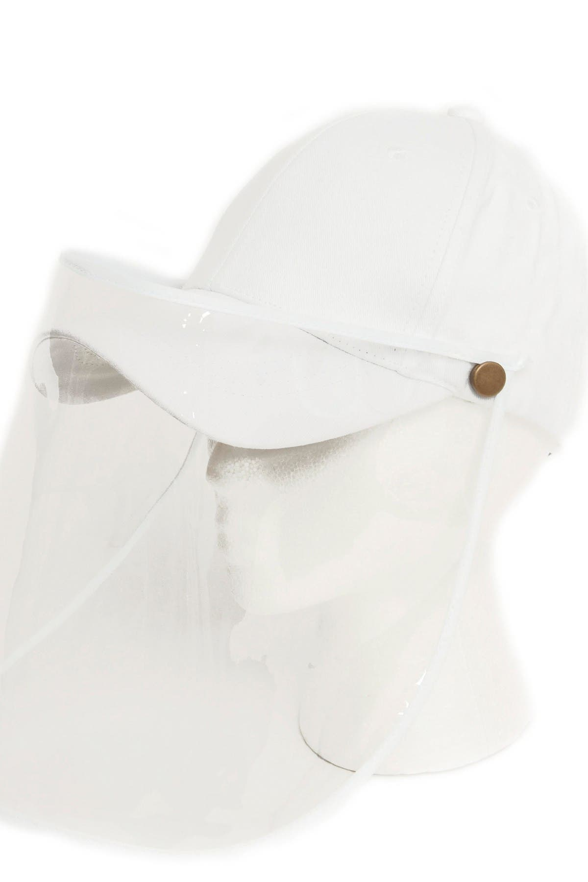 Image of LULLA COLLECTION BY BINDYA Face Shield Cap