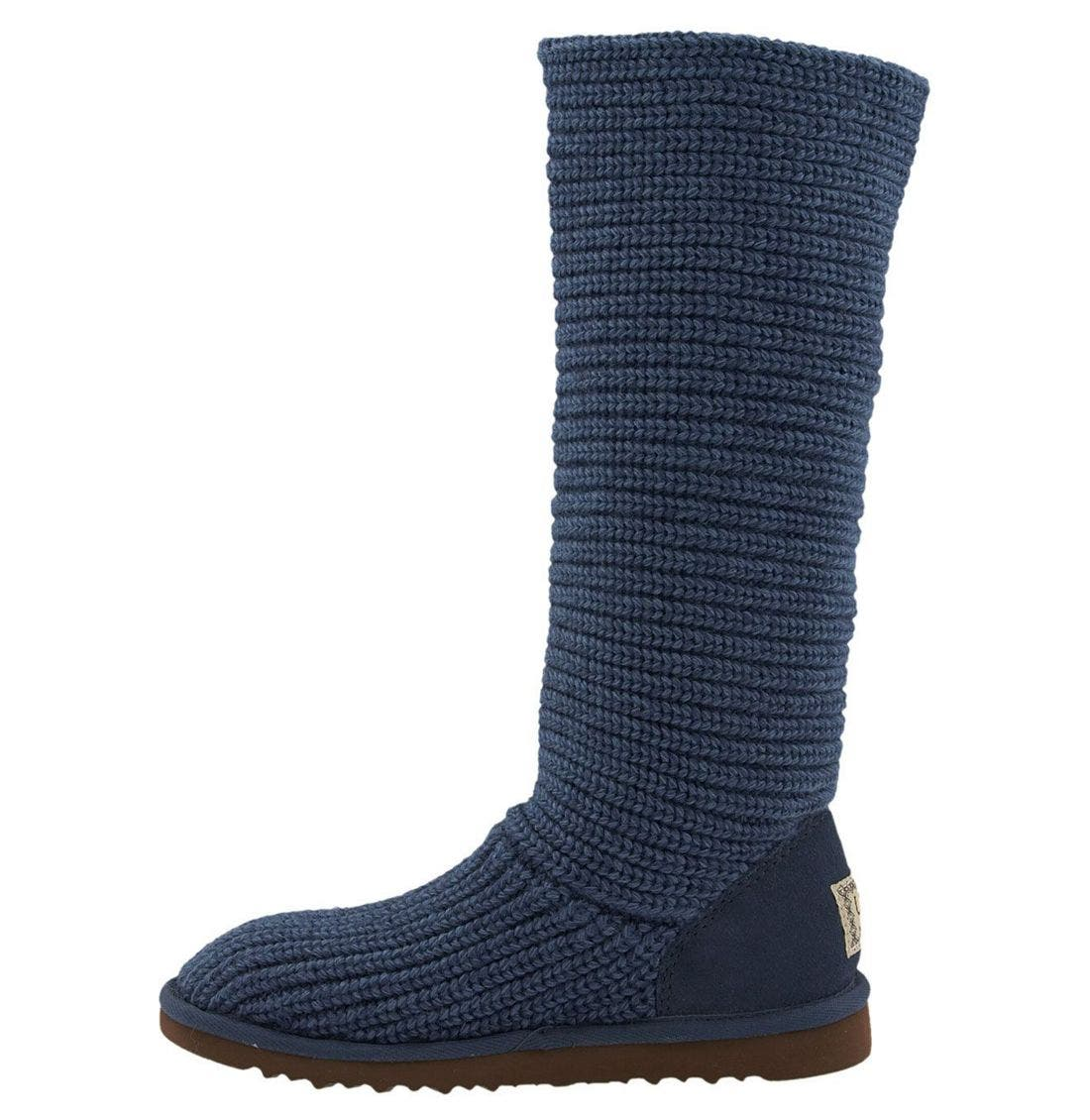 ,                             'Cardy' Classic Knit Boot,                             Alternate thumbnail 36, color,                             401