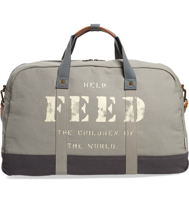FEED Weekend Duffle Bag