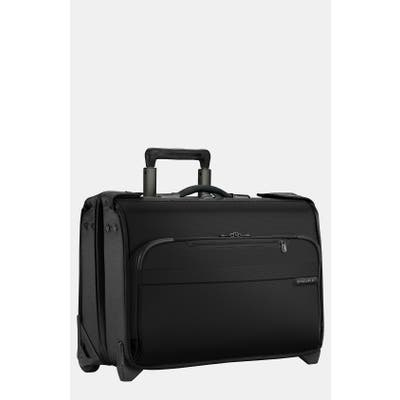Briggs & Riley Baseline 21-Inch Wheeled Carry-On Garment Bag -