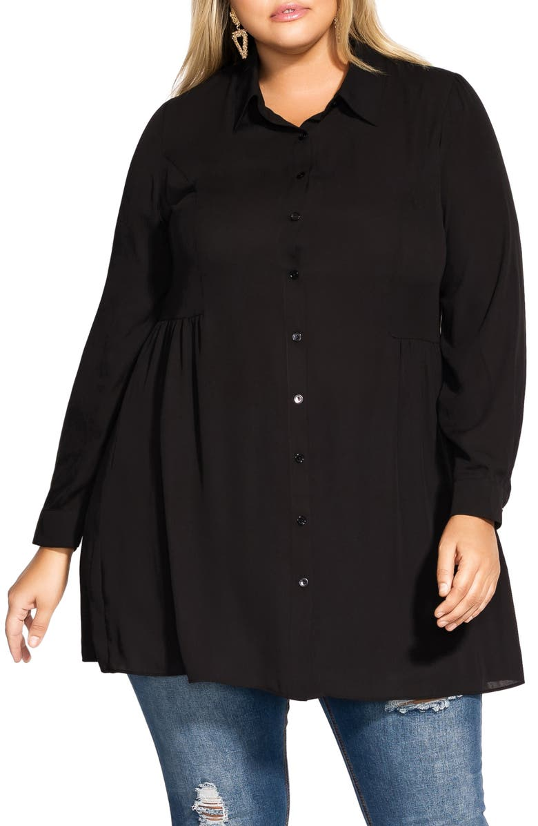 CITY CHIC Tunic, Main, color, 001