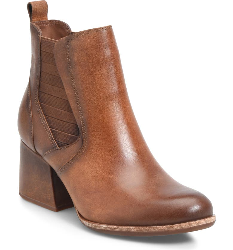KORK-EASE<SUP>®</SUP> Albin Bootie, Main, color, TAN LEATHER
