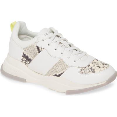 Ted Baker London Weverds Sneaker - White