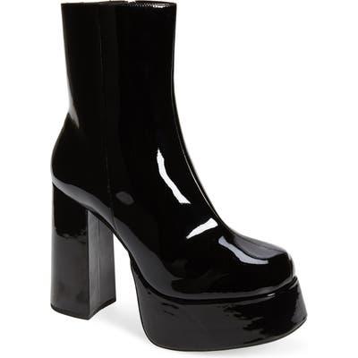 Jeffrey Campbell Widow Platform Boot, Black