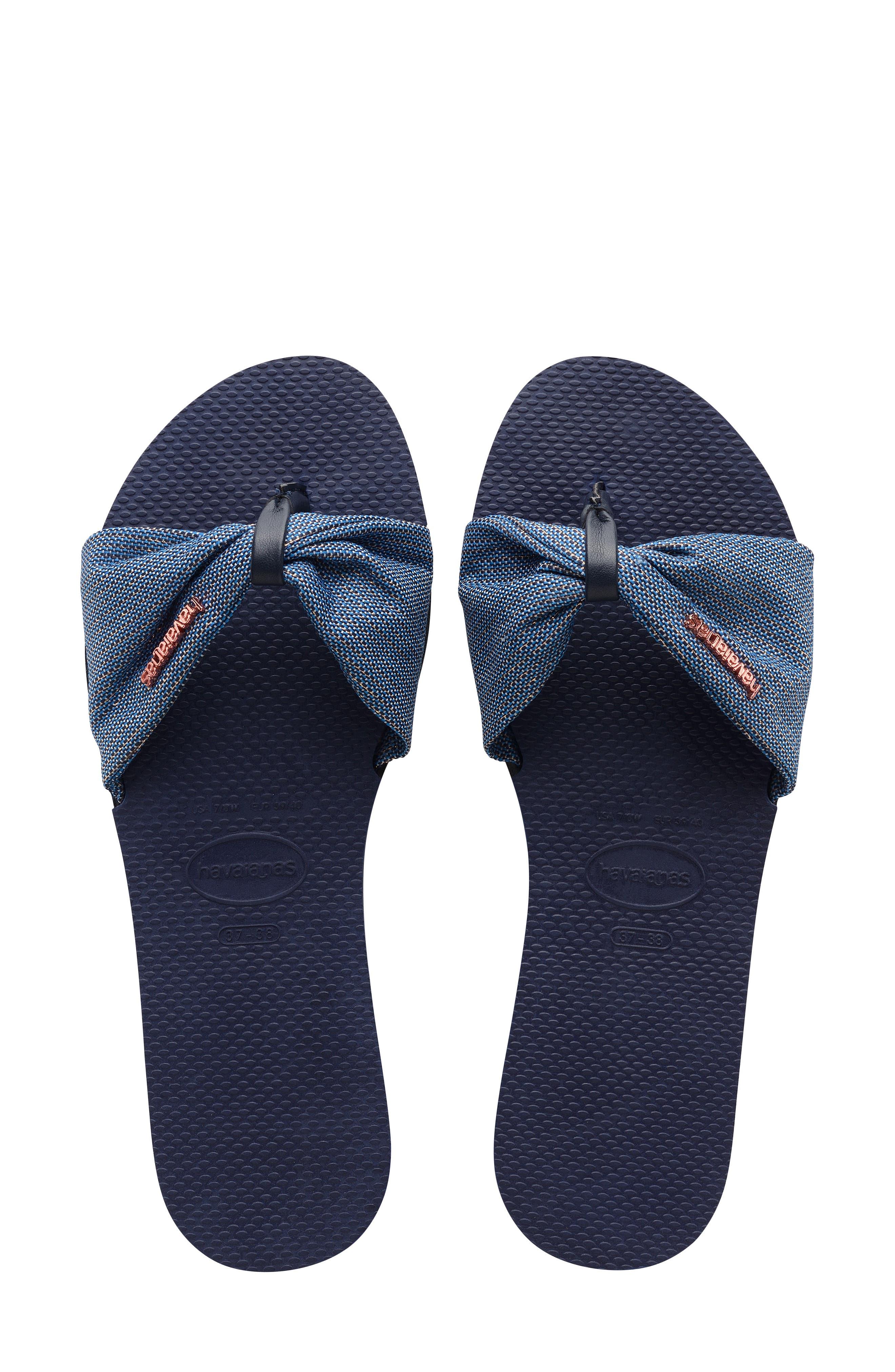You St. Tropez Shine Sandal