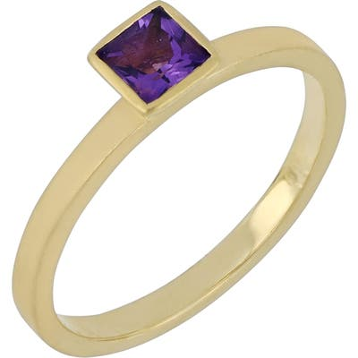 Bony Levy Amethyst Ring (Nordstrom Exclusive)