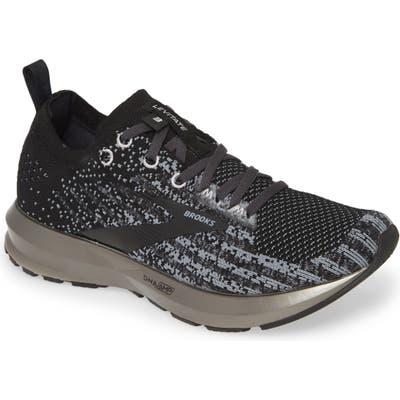 Brooks Levitate 3 Running Shoe, Black