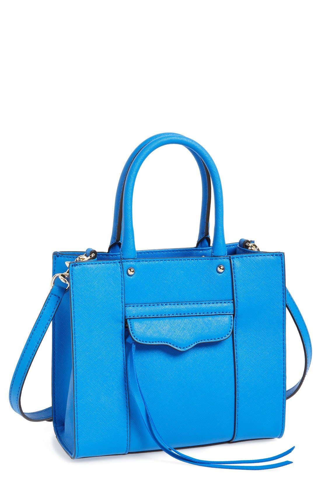 ,                             'Mini MAB Tote' Crossbody Bag,                             Main thumbnail 77, color,                             432
