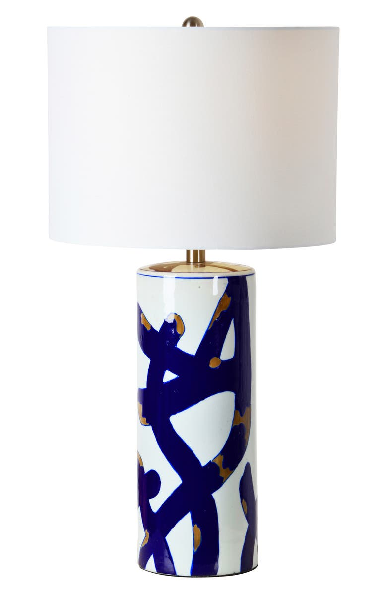 RENWIL Cobalt Table Lamp, Main, color, WHITE
