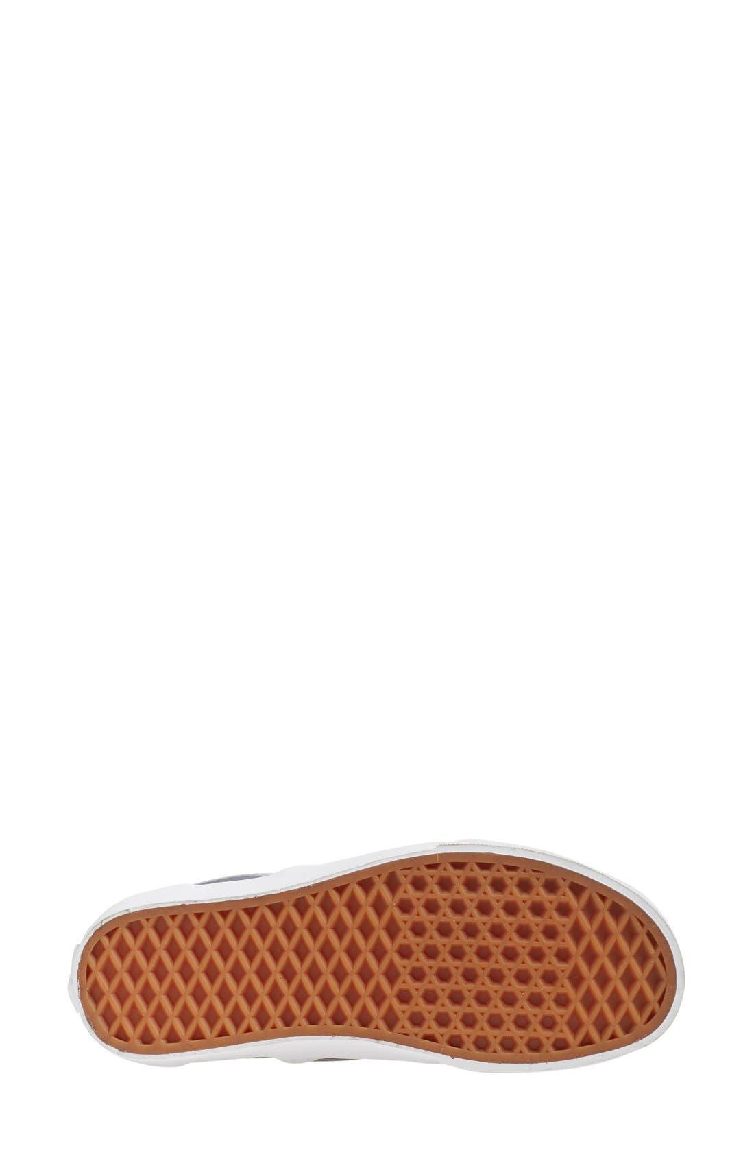 ,                             Classic Slip-On Sneaker,                             Alternate thumbnail 277, color,                             026