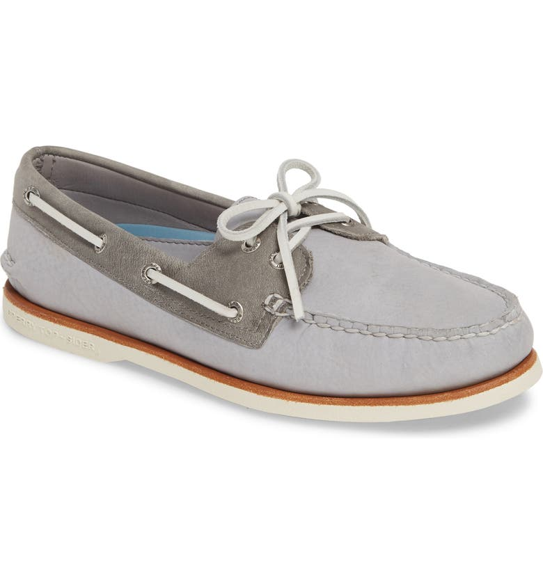 SPERRY 'Gold Cup - Authentic Original' Boat Shoe, Main, color, 025
