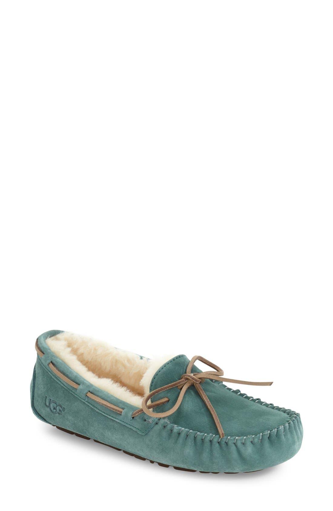 ,                             Dakota Water Resistant Slipper,                             Main thumbnail 176, color,                             361