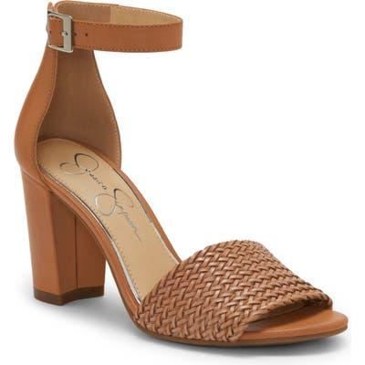 Jessica Simpson Sherron 4 Sandal- Brown